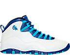 Men's Air Jordan Retro 10 CHA Basketball Shoes
