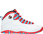Men's Air Jordan Retro 10 CHI Basketball Shoes