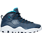 Men's Air Jordan Retro 10 LA Basketball Shoes
