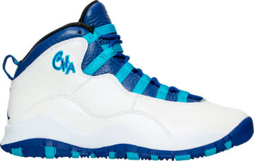 BOYS' GRADESCHOOL AIR JORDAN 10 RETRO
