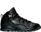 Boys' Preschool Jordan Retro 10 NYC Basketball Shoes