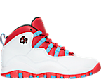 Boys' Preschool Jordan Retro 10 Basketball Shoes