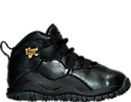 Boys' Toddler Jordan Retro 10 NYC Basketball Shoes
