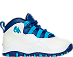 Boys' Toddler Jordan Retro 10 Basketball Shoes
