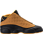 Boys' Grade School Air Jordan Retro 13 Low Basketball Shoes