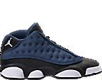 Boys' Grade School Air Jordan Retro 13 Low Basketball Shoes