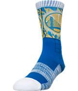 For Bare Feet Golden State Warriors NBA The Show Socks