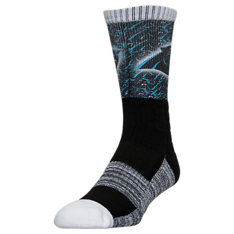 For Bare Feet Carolina Panthers NFL The Show Promo Crew Socks