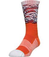 For Bare Feet Denver Broncos NFL The Show Promo Crew Socks