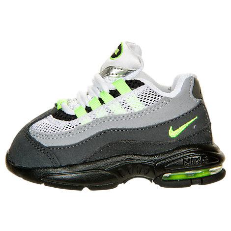 Nike Air Max Enfant En Bas Âge 95 Chaussures De Course