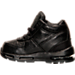Left view of Nike Toddler Air Goadome Boot in Black