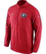Men's Nike Georgia Bulldogs College Hybrid Jacket
