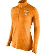 Women's Nike Tennessee Volunteers College Stadium Element Half-Zip Shirt