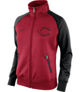 Women's Nike Cincinnati Reds MLB 1.5 Track Jacket