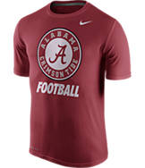 Men's Nike Alabama Crimson Tide College Legend FB Logo T-Shirt