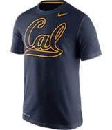 Men's Nike Cal Golden Bears College Dri-FIT Travel T-Shirt