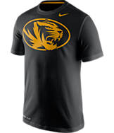 Men's Nike Missouri Tigers College Dri-FIT Travel T-Shirt