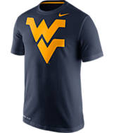 Men's Nike West Virginia Mountaineers College Dri-FIT Travel T-Shirt