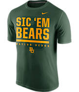 Men's Nike Baylor Bears College Legend Local T-Shirt