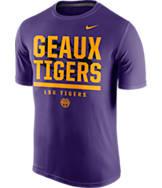 Men's Nike LSU Tigers College Legend Local T-Shirt
