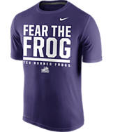 Men's Nike TCU Horned Frogs College Legend Local T-Shirt