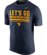Men's Nike West Virginia Mountaineers College Legend Local T-Shirt