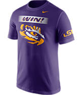 Men's Nike LSU Tigers College Campus Elm T-Shirt