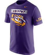 Men's Nike LSU Tigers College Campus Elm T-Shirt