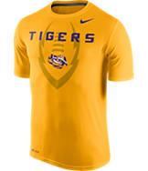 Men's Nike LSU Tigers College Legend Icon T-Shirt