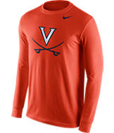 Men's Nike Virginia Cavaliers College Logo T-Shirt