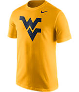 Men's Nike West Virginia Mountaineers College Logo T-Shirt