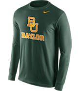 Men's Nike Baylor Bears College Logo T-Shirt