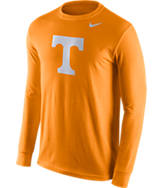 Men's Nike Tennessee Volunteers College Logo Long-Sleeve T-Shirt