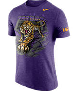 Men's Nike LSU Tigers College Authoritative T-Shirt
