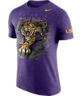 Men's Nike LSU Tigers College Authoritative T-Shirt