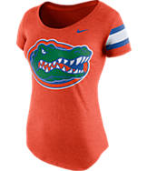 Women's Nike Florida Gators College DNA Scoopneck T-Shirt