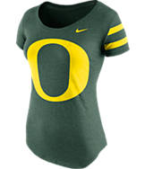 Women's Nike Oregon Ducks College DNA Scoopneck T-Shirt