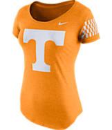 Women's Nike Tennessee Volunteers College DNA Scoopneck T-Shirt