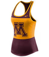 Women's Nike Minnesota Golden Gophers College DB Mesh Tank