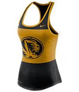 Women's Nike Missouri Tigers College DB Mesh Tank