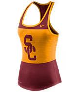 Women's Nike USC Trojans College DB Mesh Tank