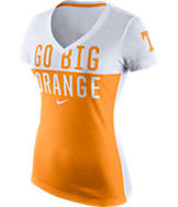 Women's Nike Tennessee Volunteers College Chop Block T-Shirt