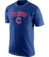 Men's Nike Chicago Cubs MLB Local Phrase T-Shirt