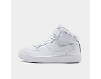Kids' Preschool Nike Air Force 1 Mid Basketball Shoes
