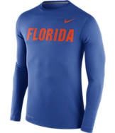 Men's Nike Florida Gators College Dri-FIT Touch Long-Sleeve Shirt