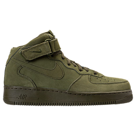 Men's Nike Airforce 1 Mid Casual Shoe