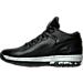 Left view of Men's Air Jordan Ol' School Low Off Court Shoes in Black/Metallic Silver