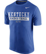 Men's Nike Kentucky Wildcats College Basketball Practice T-Shirt
