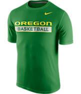 Men's Nike Oregon Ducks College Basketball Practice T-Shirt
