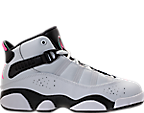 Girls' Preschool Jordan 6 Rings Basketball Shoes